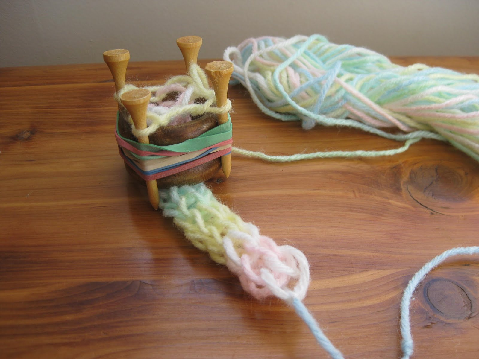 The Wonder Years Knitting Towers Bought And Made