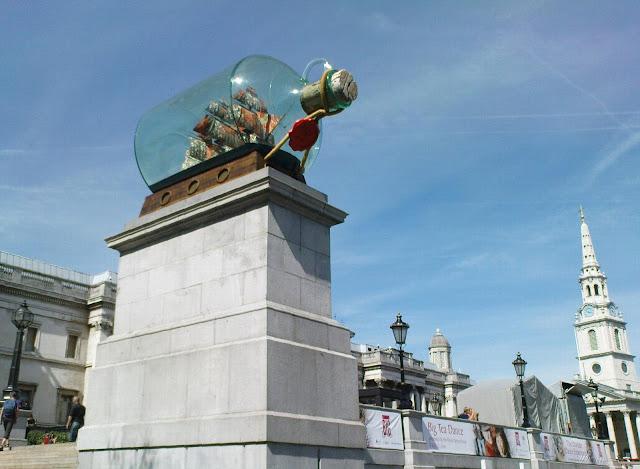 Monumento à Batalha de Trafalgar