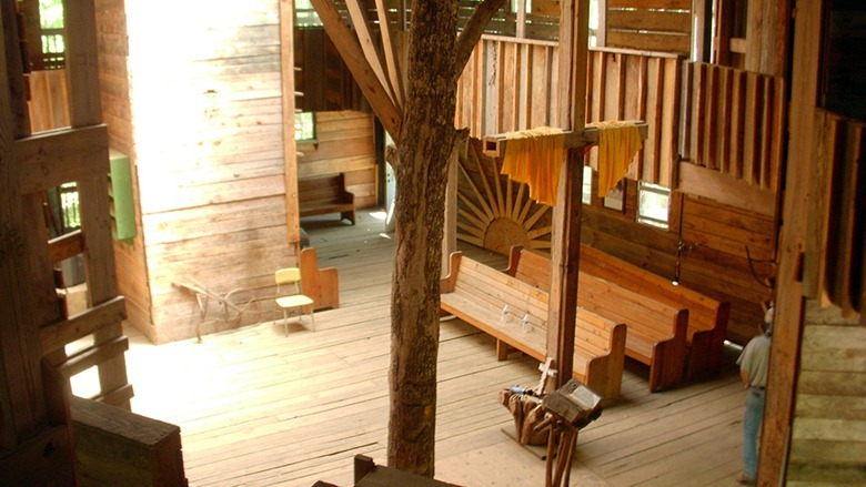 Build It Yourself Tree Houses