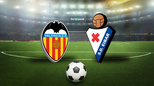 Valencia vs Eibar Highlights