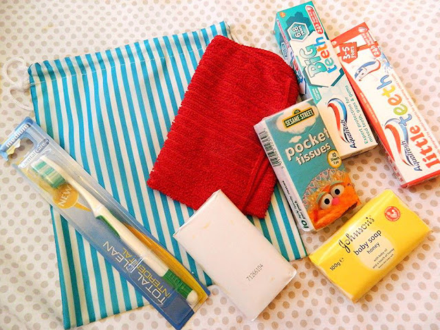 Shoebox Appeal - How to pack a shoebox