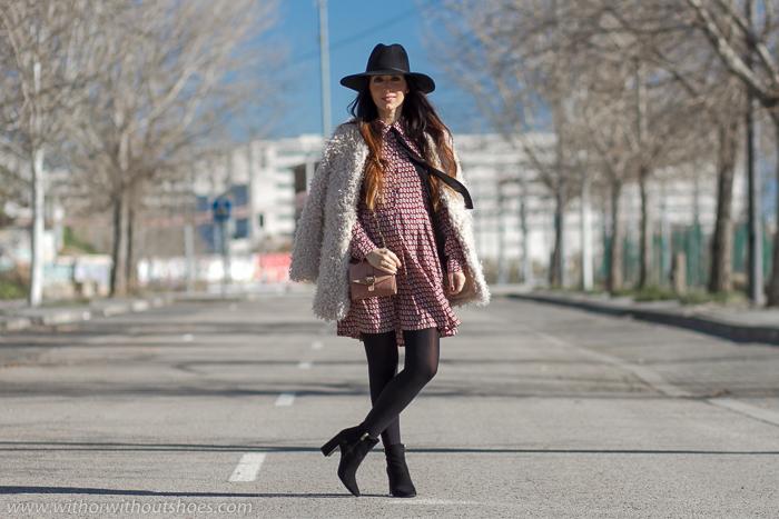 BLogger de moda de Valencia con looks de Zara para embarazo