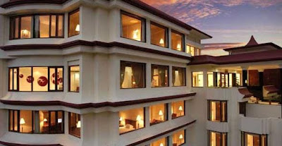 Located in Gangtok (Sikkim), the Royal Plaza Hotel is adorned with wonderful accommodation.