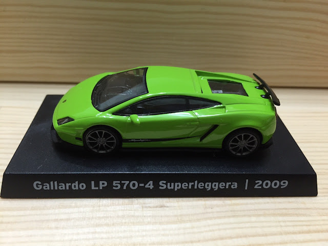 藍寶堅尼-2009年Gallardo LP570-4 Superleggera