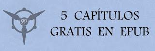 Botón para descargar los cinco primeros capítulos de Pakia en formato epub