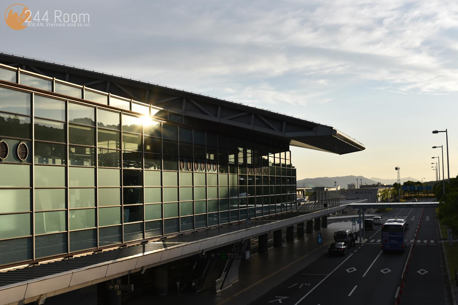 広島空港 Hiroshima International Airport