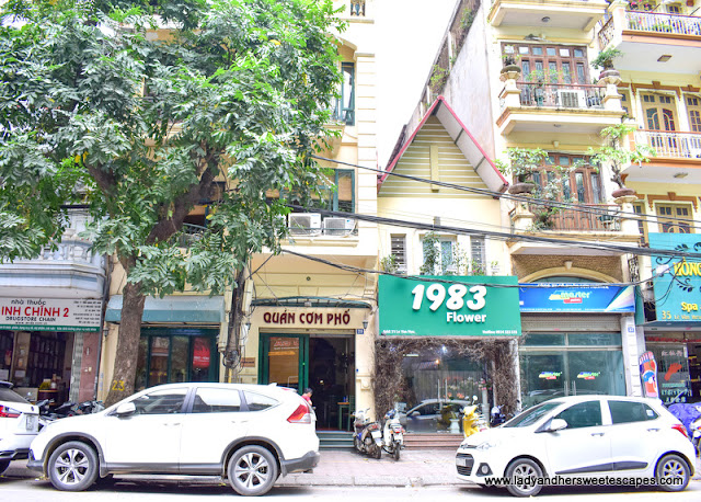 Quan Com Pho Hanoi