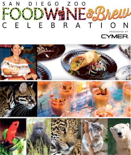 Wine And Food Festival San Diego Zoo