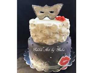tortas femeninas bridal shower cakes birthdays 50 shades of gray cake