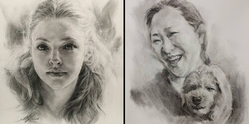 00-Jori-Charcoal-Portraits-of-Young-and-Old-plus-a-Clown-www-designstack-co