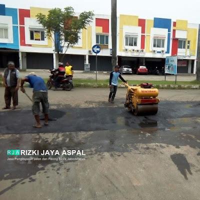 Jasa Perbaikan Jalan Jabodetabek, Jasa Pengaspalan, Jasa Aspal Hotmix, Jasa Pemasangan Paving Block, Kontraktor Pengaspalan Jalan
