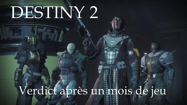 Destiny 2 : Notre verdict.