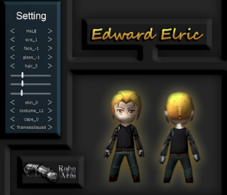 Edward Elric skin AOTTG