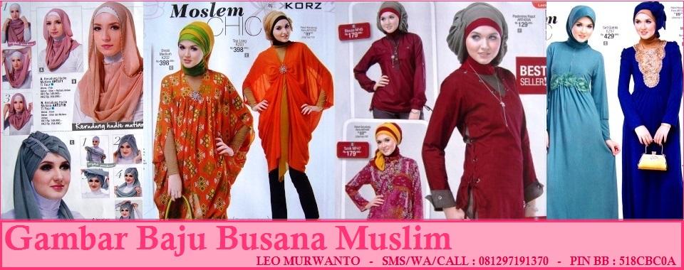 Gambar Baju Busana Muslim