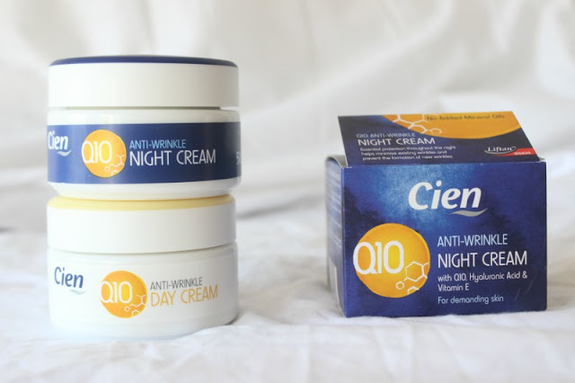 Lidl Cien Anti-Ageing Skincare Review