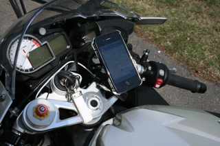My Motorrad Experience Bmw S1000rr Iphone Mount