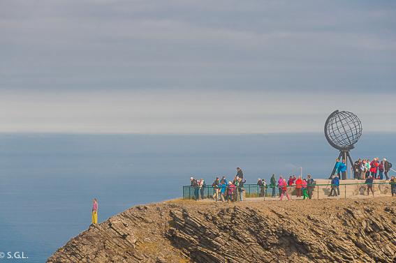 Cabo norte. Noruega