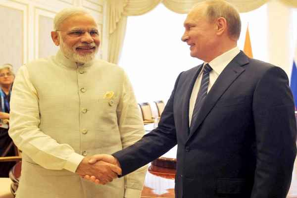 Russia, India share need to rebuild Afghanistan: Putin