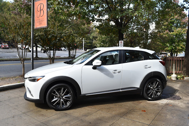 Lunch and Learn about the 2016 Mazda CX-3  via  www.productreviewmom.com