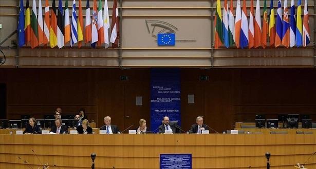 ناشط صحراوي في ملف الثروات يدحض ادعاءات المفوضية الأوروبية بالصحراء الغربية خلال لقاء بالبرلمان الاوروبي
