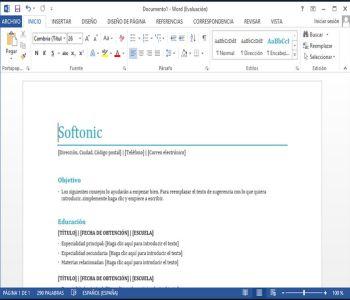Microsoft Office 2013 Screenshot 2