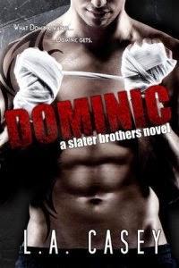 livro Dominic