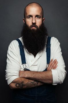 Peachy 4 Best Beard Styles For Bald Heads Should Bald Men Grow A Beard Short Hairstyles Gunalazisus