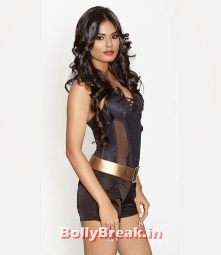 Noyonita Lodh, Miss Diva Universe 2014 Contestant Hot Photos