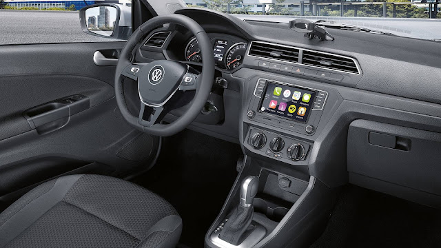VW Gol 2020 - interior