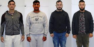 Αυτοί είναι οι 8 ληστές που έκλεβαν σπίτια σε όλη την Αττική