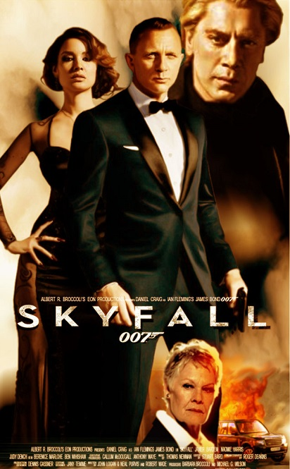 فیلم دوبله: جیمز باند 2012 - اسکای فال Skyfall