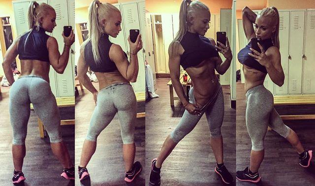 ANDREA NEUMANNOVA fitness pro