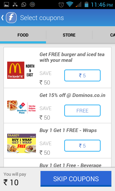 Airtel recharge coupons for freecharge / Jo and cass deals