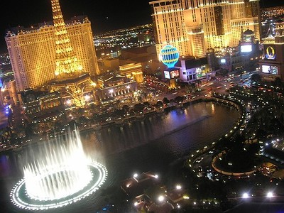 FAMOUS CASINOS IN VEGAS
