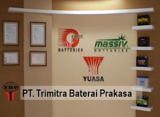 PT Trimitra Baterai Prakasa - Operator Produksi