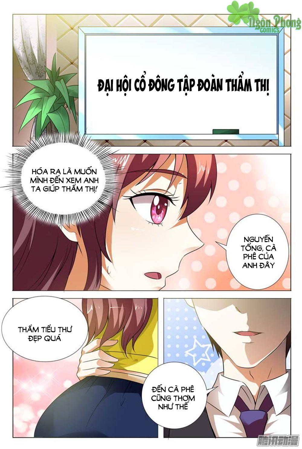 Hào Môn Tiểu Lão Bà Chap 115 - Trang 7