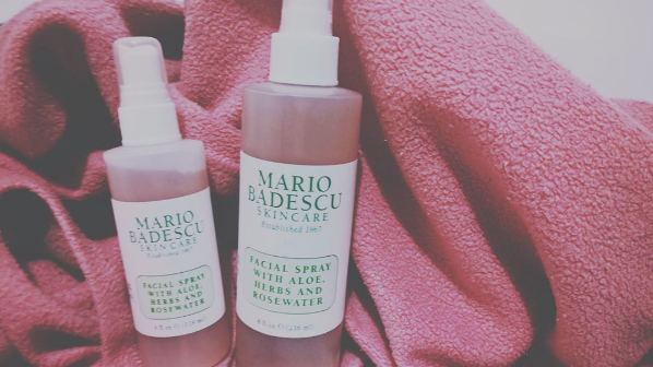 Mario Badescu Skin Care Facial Spray Aloe Herbs And Rose