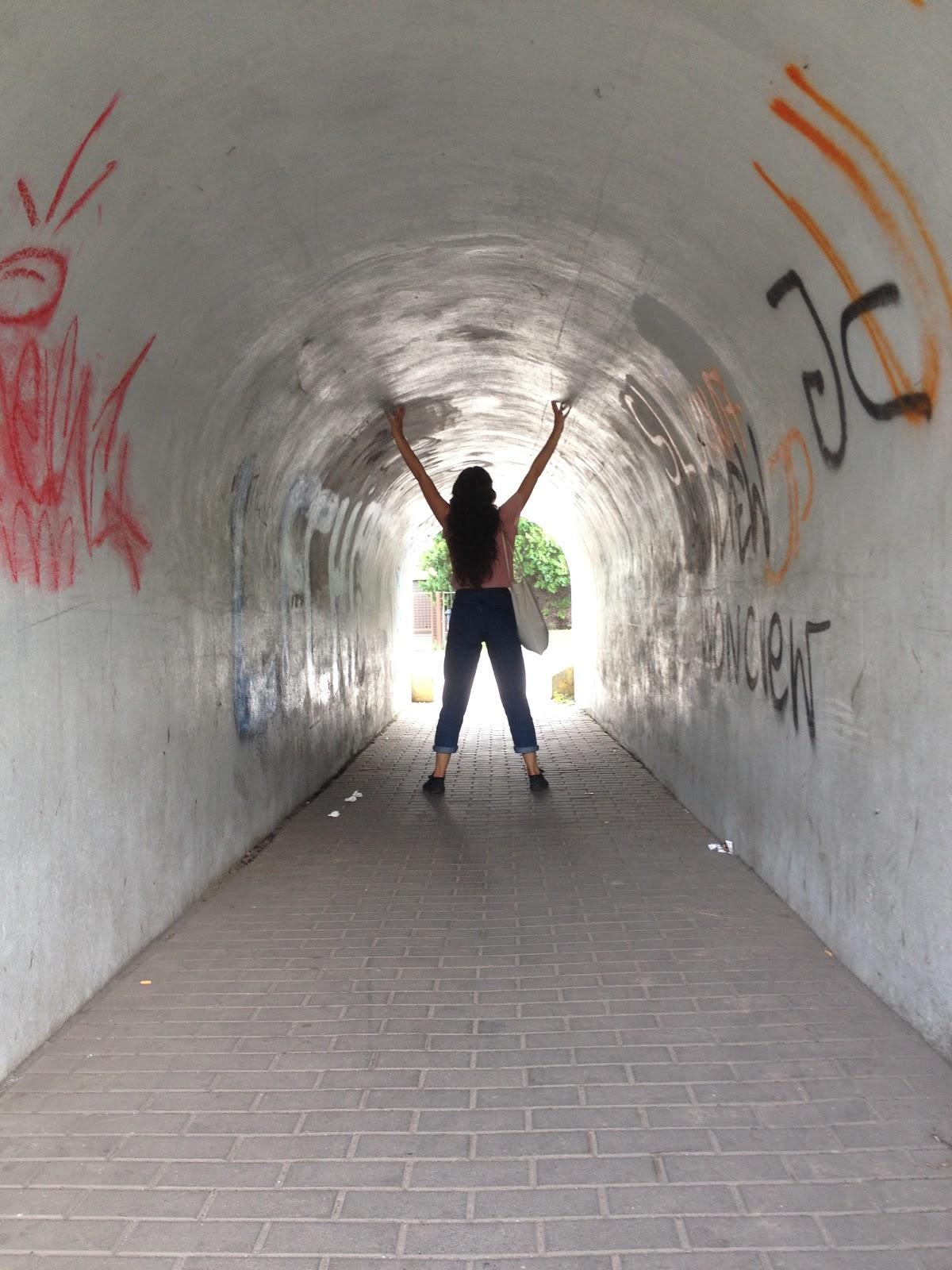 junikowo pamiętnik skok w dzieciństwo wakacje tunel