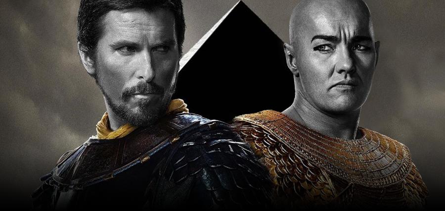 EXODUS: GODS AND KINGS, Trebuie Să Vezi Primul Trailer Al Filmului Biblic Şi Primele Postere Oficiale