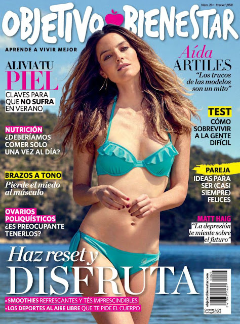 Fashion Model, @ Aida Artiles - Objetivo Bienestar, August 2016