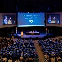Wide shot of Rio Salado May 2019 GED graduation ceremony