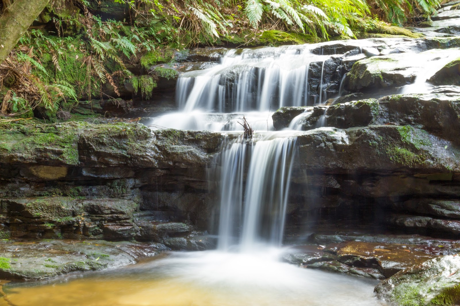 Waterfall | Blue Mountains | Australia