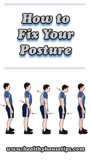 HOW TO FIX YOUR POSTURE