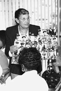 Maycie Herrington Tuskegee Airmen Historian