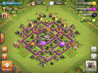 Clash of Clans Apk v8.332.16 (Mod Money)