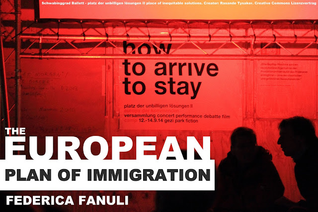 OPINION | The European Plan of Immigration