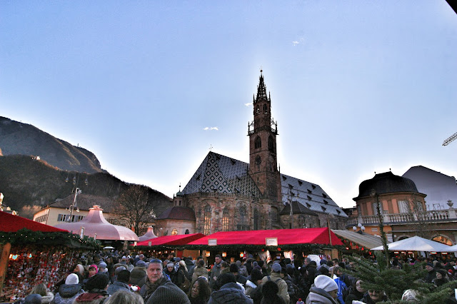 Mercado Navidad Bolzano