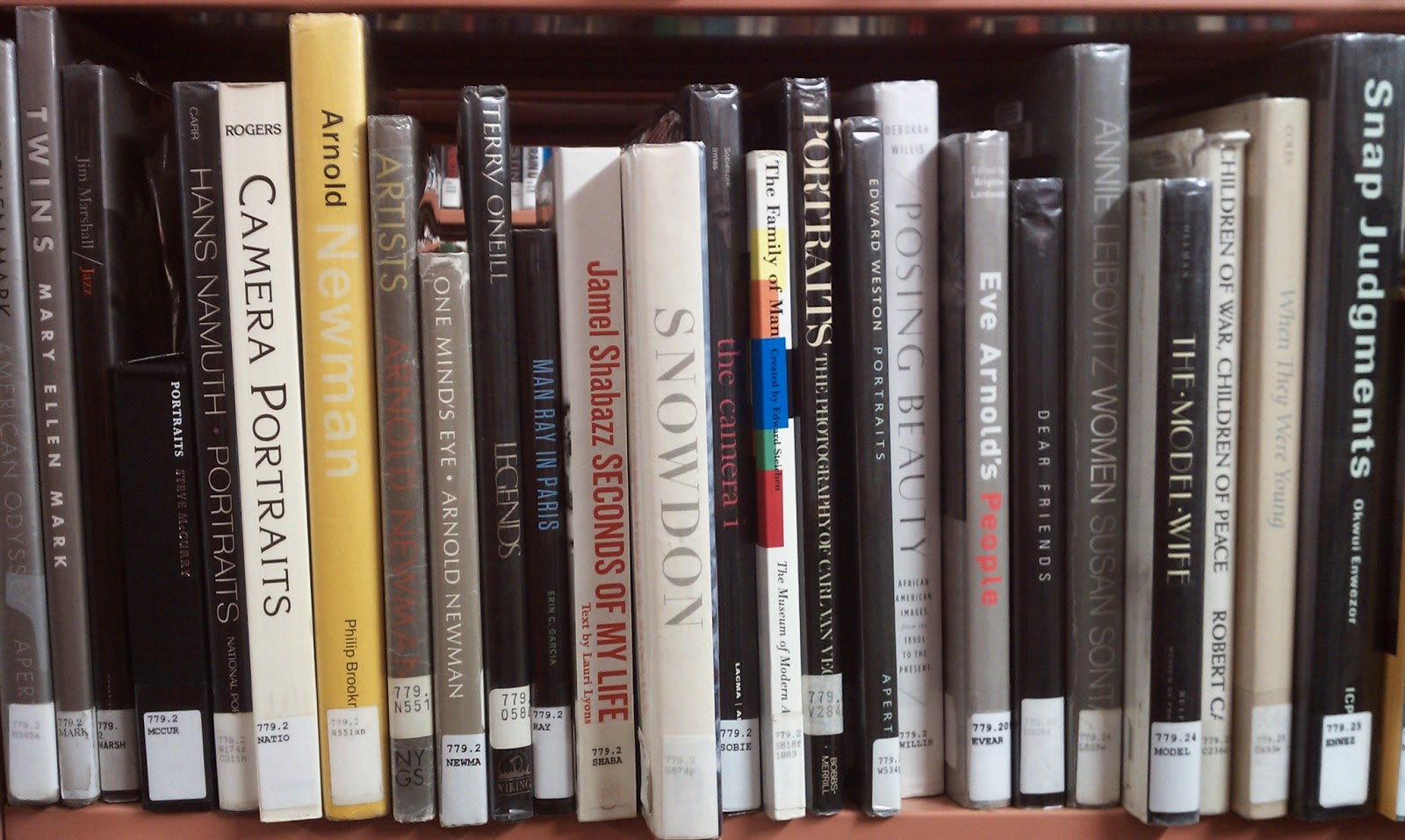 Jfwphoto Blog Just Photography Books On The Shelf