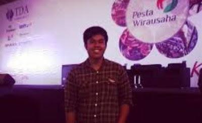 Febri Juanda - Pengusaha Indonesia yang Sukses di Usia Muda