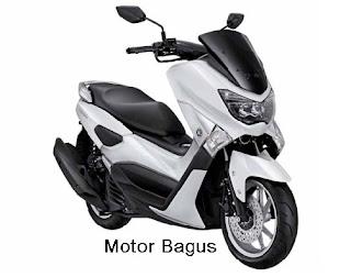 Harga baru motor Yamaha N-Max Lengkap